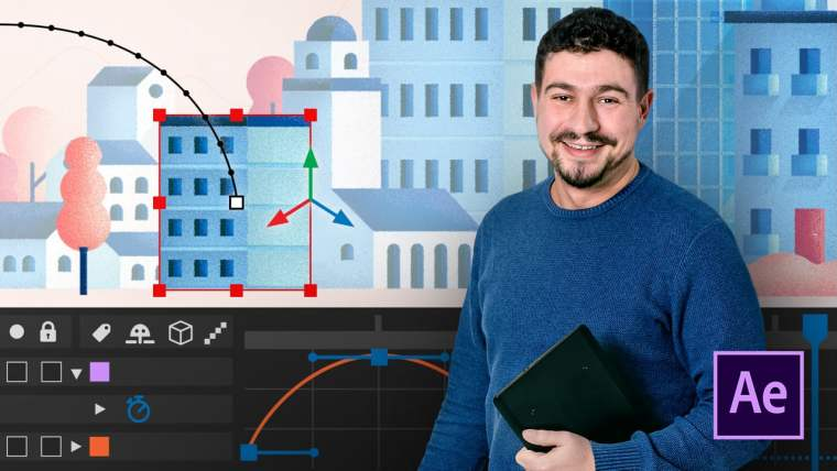Domestika – Introduction to After Effects