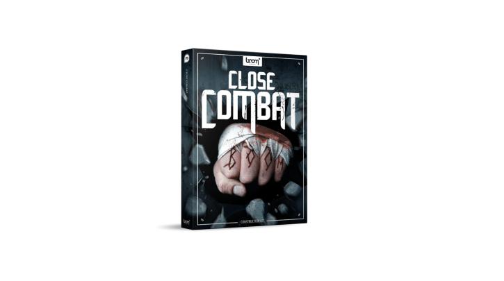 Boom Library - Close Combat