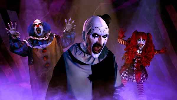 AtmosFX - Creepy Clowns