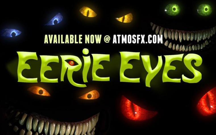 AtmosFEARfx - Eerie Eyes