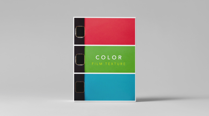 Tropic Colour - Color Film Texture
