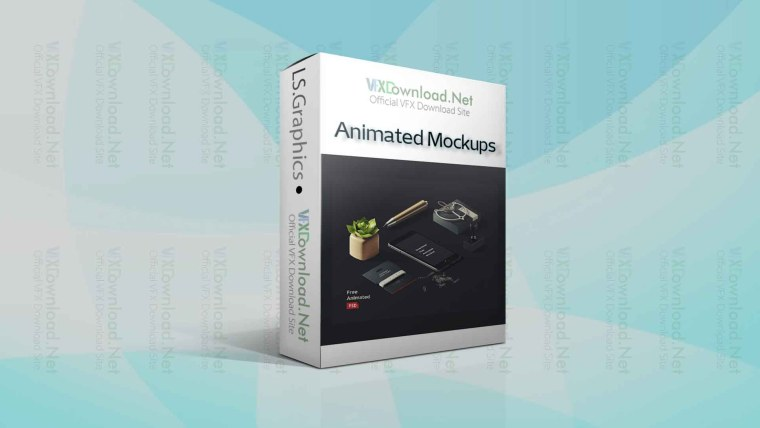 ls.graphics Animated Mockups Collections