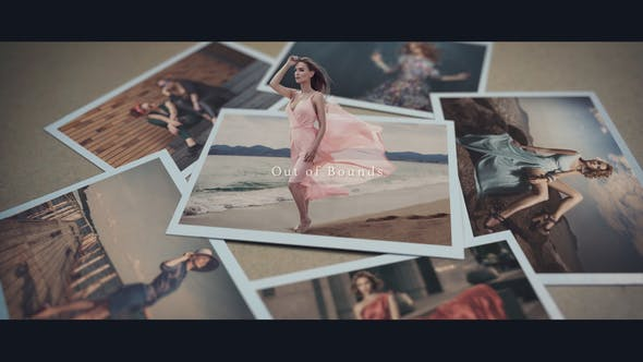 Videohive Out of Bounds Opener - Slideshow 19856768