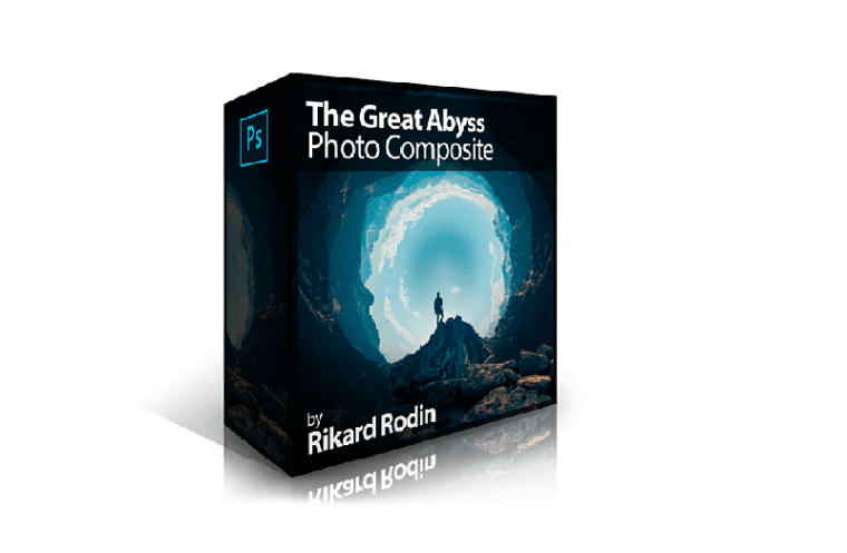 Photoserge – The Great Abyss Photo Composite – Kelvin Designs