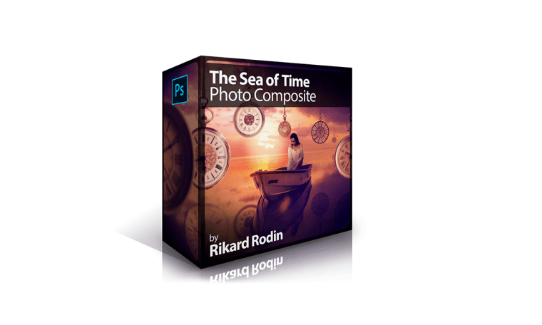 Photoserge - Sea of Time Photo Composite – Kelvin Designs