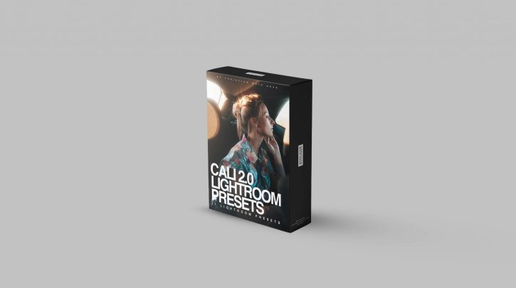 Sellfy - CALI 2.0 11 Lightroom Presets