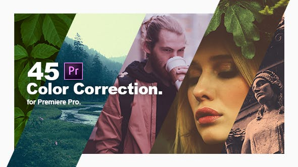 Color Correction & Color Grading Presets for Premiere Pro