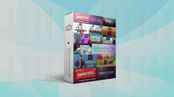 Cinecom Free Designer Packs