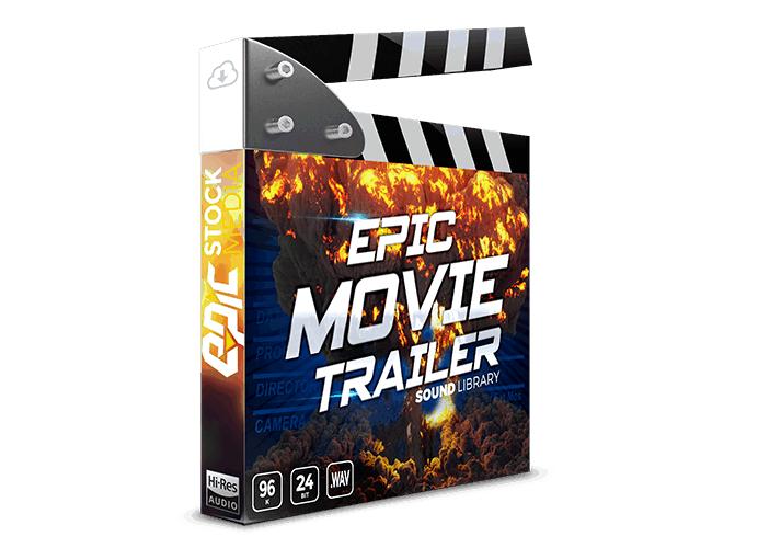 Epic Stock Media - Epic Movie Trailer WAV-DECiBEL