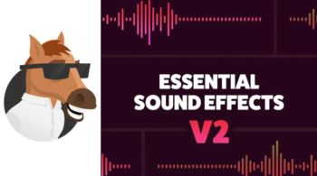 Misterhorse - Essential Sound Effects V2