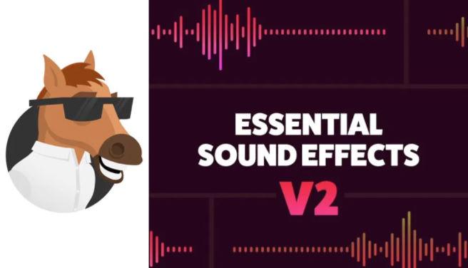 Misterhorse - Essential Sound Effects V2