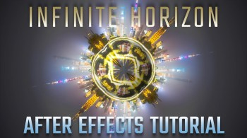 Creationeffects - Infinite Horizon For After Effects