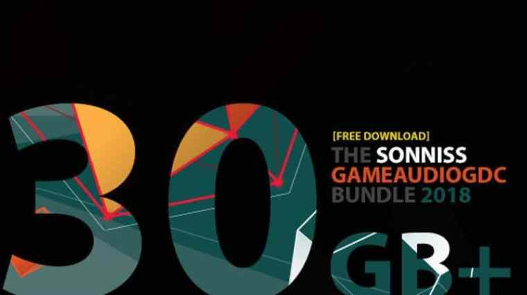 Sonniss.com - GDC - Game Audio Bundle 2018