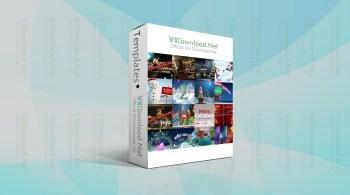 Videohive Christmas MEGA PACK-1