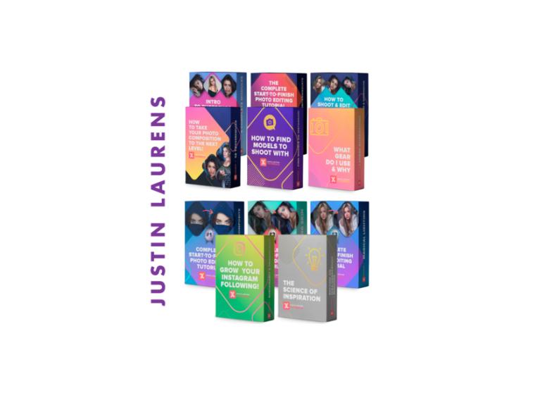 Justin Laurens – Complete Membership Bundle