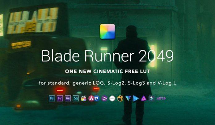 IWLTBAP – Blade Runner 2049 LUTs