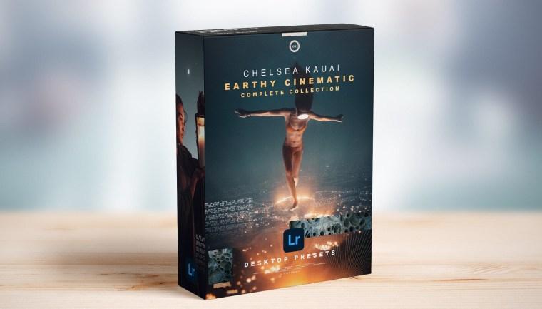 CK – Earthy + Cinematic Complete Collection LR Desktop Presets
