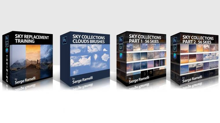 Photoserge – Sky Replacement Pro By Serge Ramelli