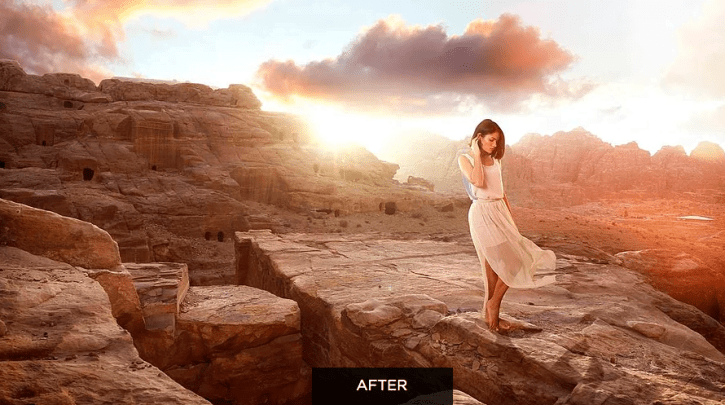 FullTimePhotographer - DThe simplest composite photography and photoshop tutorials