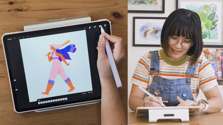 Animating in Procreate: Simple Steps to Create Awesome Animations By Danni Fisher-Shin