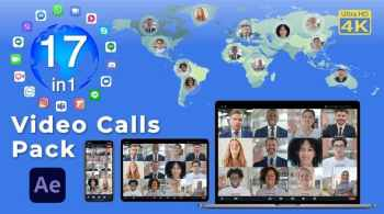 Video Calls Pack 17 in 1