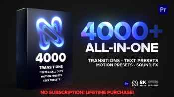 Videohive Transitions V12 22834323