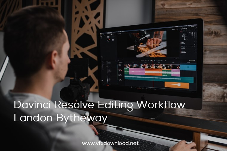 Fulltimefilmmaker - Davinci Resolve Editing Workflow By Landon Bytheway