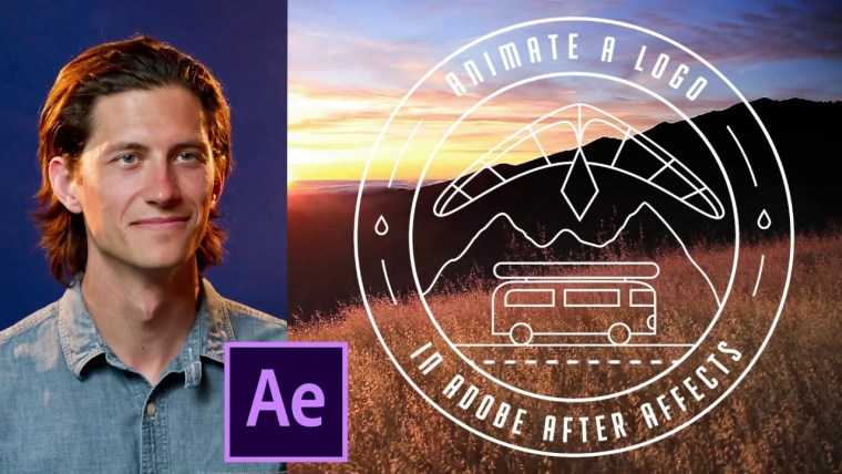 Animate a Logo in Adobe After Effects CC with Motion Graphic