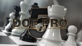 Richard Rosenman DoF-Pro For Adobe Photoshop