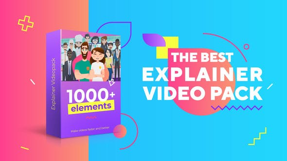 Videohive The Best Explainer Pack | Explainer Video Toolkit 29668190