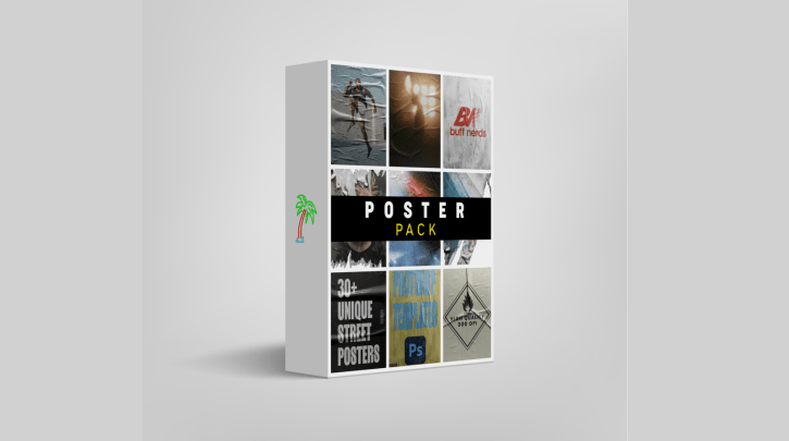 Tropic Colour - Poster Pack