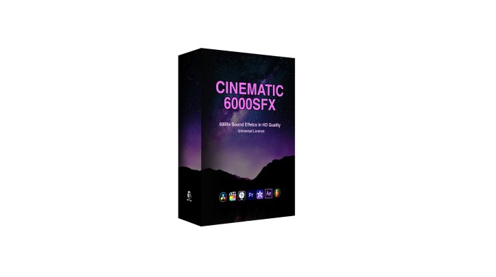Professionalsongs - 6000+ Cinematic SFX Ultimate Bundle Pack