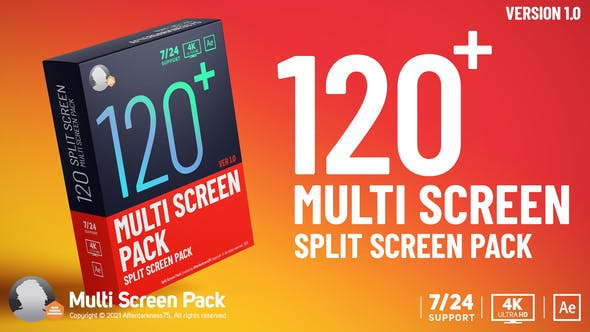 Videohive Multi Screen Pack 30408343