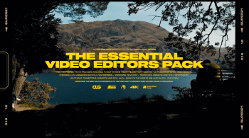 James Abadi - The Essential Video Editors Pack (HD)