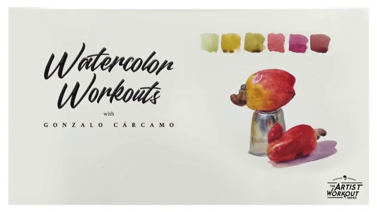 Schoolism - Watercolor Workout with Gonzalo Carcamo