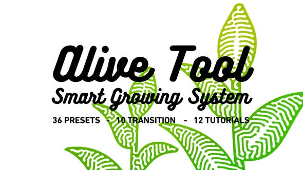Videohive Alive Tool: Smart Growing System 24396468