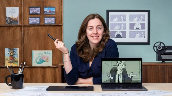 Introduction to Storyboarding By Laura Ewing Ferrer