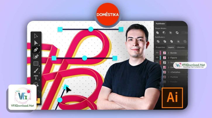Adobe Illustrator for Typography, Lettering and Calligraphy By Andrés Ochoa
