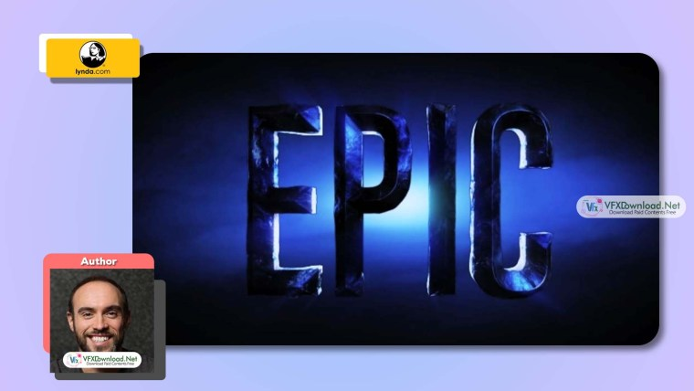 Mograph Techniques Movie Trailer Titles in Cinema 4D and After Effects By EJ Hassenfratz