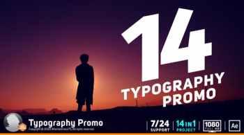 Videohive Typography Promo / Stomp V14 19359800