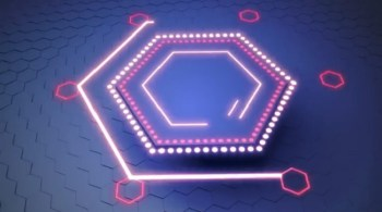 Lowpost - Hud Hexagon In Cinema 4D & After Effects