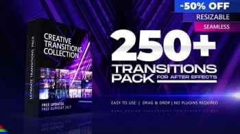 Videohive Transitions 28459752
