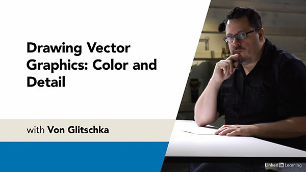 Drawing Vector Graphics Color and Detail By Von Glitschka