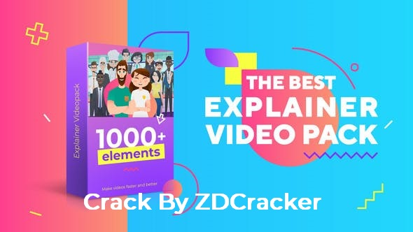 Videohive The Best Explainer Pack | Explainer Video Toolkit 29668190 (CRK)