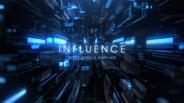 Videohive Influence 32289240