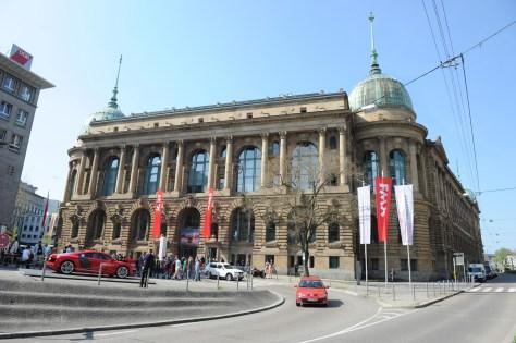 FMX building