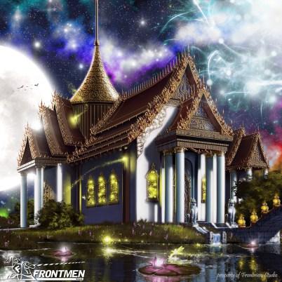 Magic Temple - Skaven Zverov. Property of Frontmen Studio