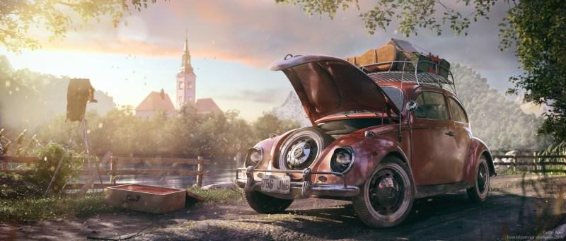 dusan-kovic-vw-beetle-up