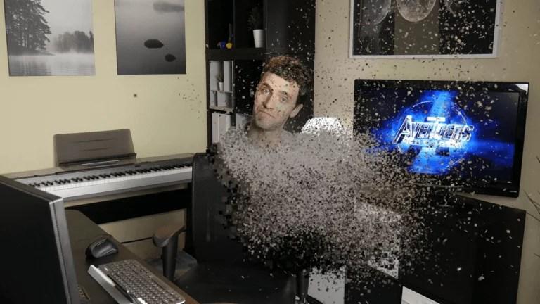 particle-disintegration