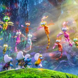 Smurfs: The Lost Village will showcase the animation and effects wizardry of Sony Pictures Animation when it arrives in theatres on April 7, 2017. (Photo credit: Copyright (c) 2017 Sony. All Rights Reserved.)